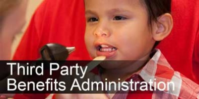 3rd Party Benefits Administration Banner